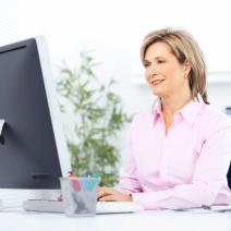 увреждането на очите при работа с компютър