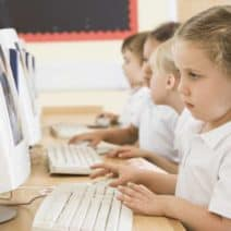 проблем с очите при децата от компютър
