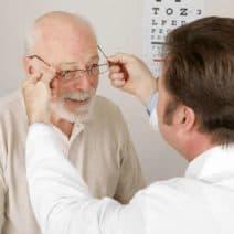 борба с катаракта
