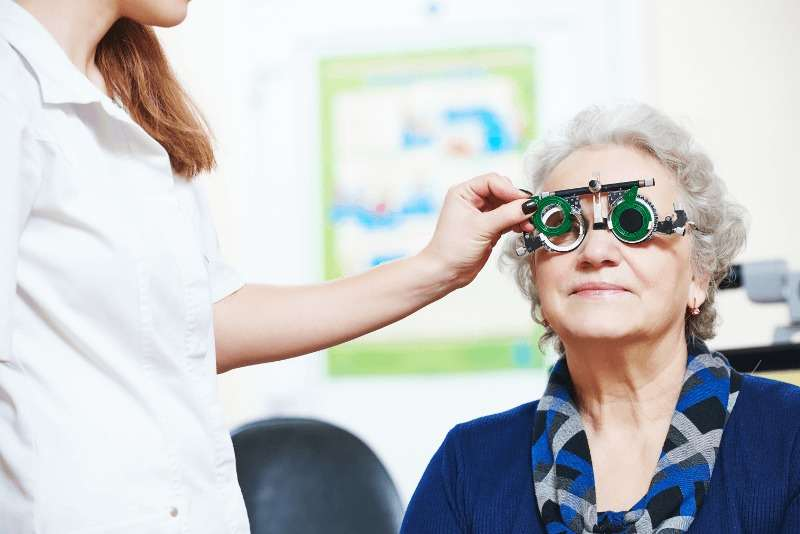 спиране на катаракта