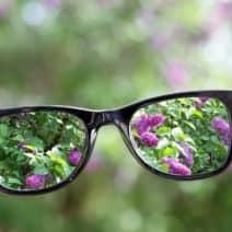замъгляване на зрението