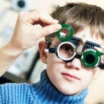 проблеми с очите при децата