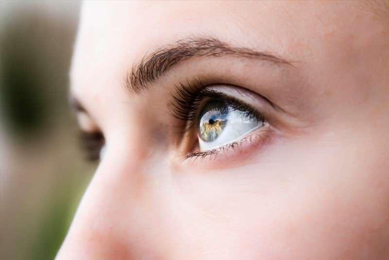 цвят на очите