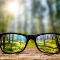 загуба на периферно зрение