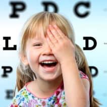 подобряване на зрението