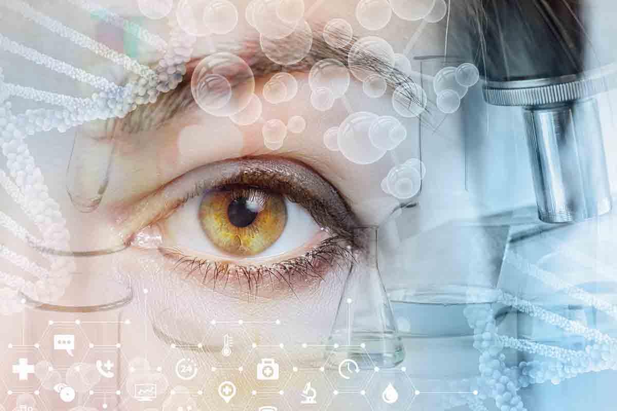 очни увреждания
