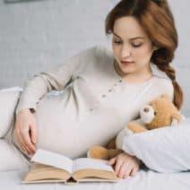 очни проблеми при бременност
