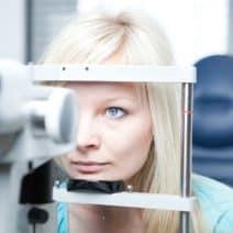 симптоми за проблеми с очите