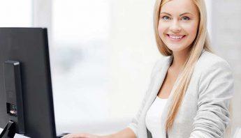 предпазване на очите при работа с компютър