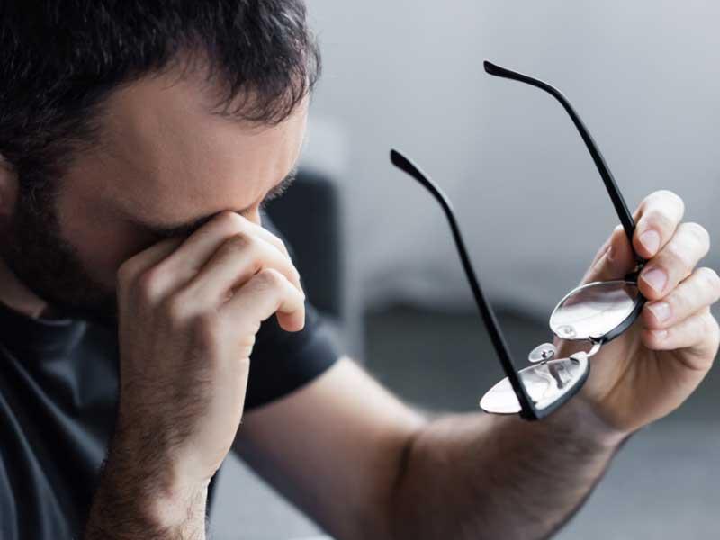 Постоянна умора в очите – профилактика и лечение