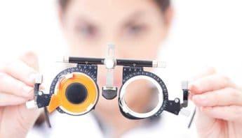преглед на зрението