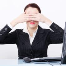стрес и зрение