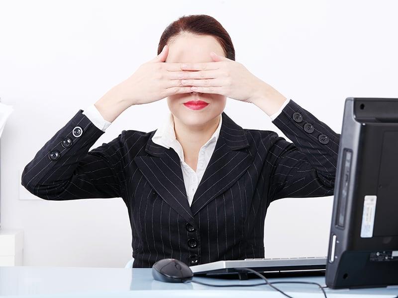 Стрес и зрение – рискова комбинация за очното здраве