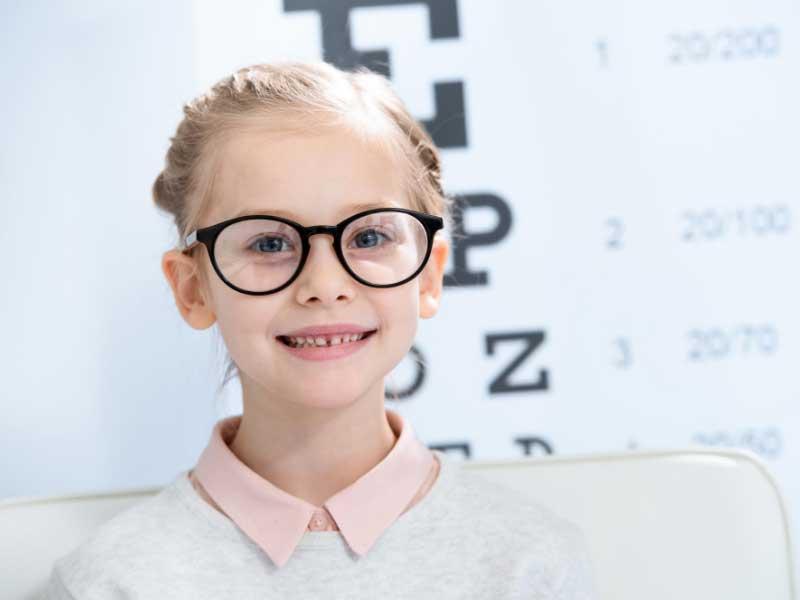Очите на децата: съвети за защита и добро зрение