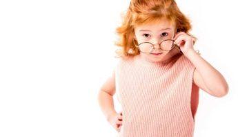 късогледство при малки деца